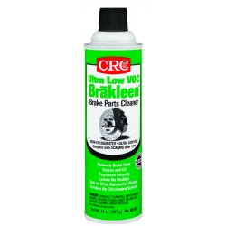 CRC - 05151 - 20-oz. Brakleen Brake Parts Cleaner, Ea