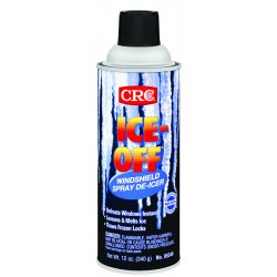 CRC - 05346 - Windshield DeIcer, Aerosol, 12 oz