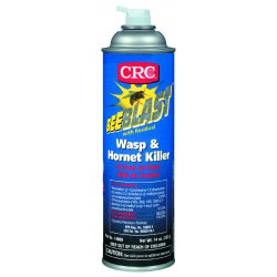 CRC - 14009 - CRC 14009 Bee Blast with Residual Wasp Hornet Killer, 14 Wt Oz