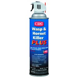 CRC - 14010 - Wasp and Hornet Killer, Aerosol, Outdoor Only, Ready to Use Dilution Ratio