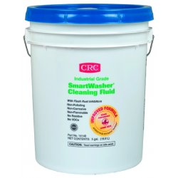 CRC - 14148 - 5 gal. Industrial Grade Parts Washer Cleaning Solution, Translucent