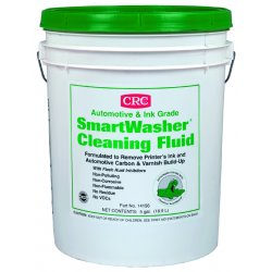 CRC - 14156 - 5 gal. Automotive and Ink Grade Cleaning Solution, Translucent