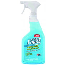 CRC - 14411 - CRC 14411 HydroForce Glass Cleaner - 32oz Spray Bottle