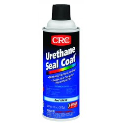 CRC - 18410 - Urethane Seal Coat Coating, Red, 11 oz.