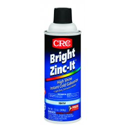 CRC - 18414 - Galvanize Coating, 16 oz. Container Size, 13 oz. Net Weight
