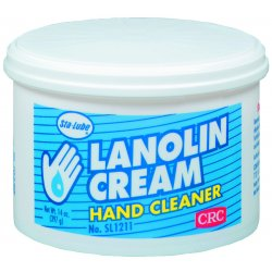 CRC - SL1211 - Lanolin Cream Hand Cleaners (Case of 12)