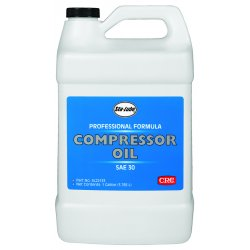 CRC - SL22133 - Sae 30w Viscosity Gradecompressor Oil Gallon, Gal