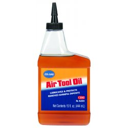 CRC - SL2533 - CRC Sta-Lube Amber 1 Gallon Bottle Air Tool Oil (4 Per Case)