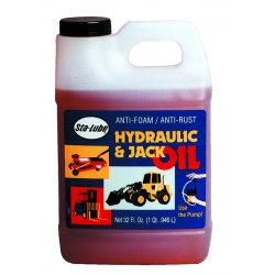 CRC - SL2552 - Hydraulic & Jack Oil-1 Quart, Btl