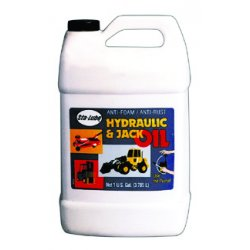 CRC - SL2553 - CRC Sta-Lube Amber 1 Gallon Bottle Hydraulic And Jack Oil