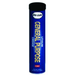 CRC - SL3311 - Amber Lithium Multipurpose Grease, 14 oz., NLGI Grade: 2