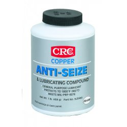 CRC - SL35903 - Anti Seize Compound, 16 oz. Container Size, 16 oz. Net Weight