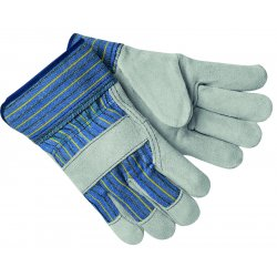 "Memphis Glove - 1400A - Select Leather Palm Gloves Large 2-1/2"" Safe"
