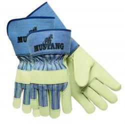 "Memphis Glove - 1936M - 4-1/2"" Med. Mustang Premium Grain Leath"
