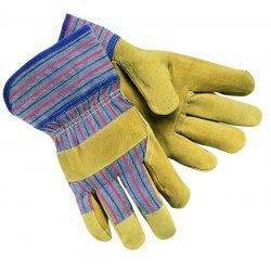 Memphis Glove - 1950L - Pigskin Gloves 2-1/2safetycuff Split Leath