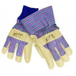 Memphis Glove - 1965L - Large Artic Jack Pigskinleather Palm Glove-