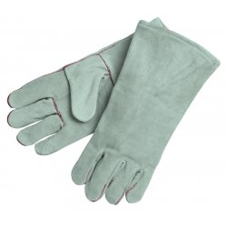 Memphis Glove - 4150B - 13 1pc.back Grey Welders Gloves Shoulder Le