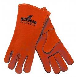 Memphis Glove - 4720 - Red Ram Deluxe Russetwelder