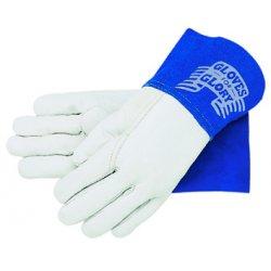 Memphis Glove - 4850XL - X-large Mig/tig Welderspre.grain Goat Gunn Pat.