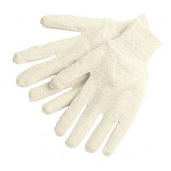 Memphis Glove - 8000I - Import Knit Wrist Rev.pat. Natural Jersey Glove