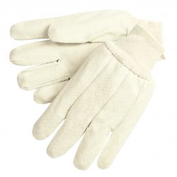 Memphis Glove - 8300C - 12 Oz. Canvas Gloves W/knit Wrist Men's Size