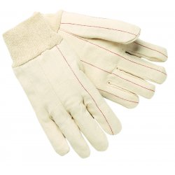 Memphis Glove - 9018CB - Cotton Double Palm Nap-in Band Top Me