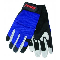 Memphis Glove - 905M - Medium Fasguard Glove Amara Leather Black Palm