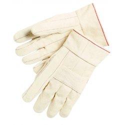 Memphis Glove - 9124K - 24 Oz.100% Cotton Hot Mill Gloves Knuckle Str