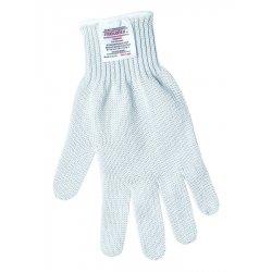 Memphis Glove - 9350L - Dual Ss Cut Resistant Glove Large W/nylon Wra