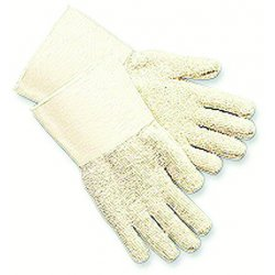"Memphis Glove - 9400G - 4-1/2"" Gauntlet Reg. Weight Terrycloth Gloves"