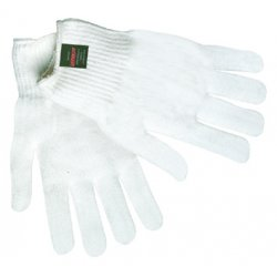 Memphis Glove - 9620 - 100% Thermstat White String Glove Dupont Holl