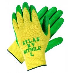 Memphis Glove - AFKV350S - Small Atlas Fit Kv350 String Knit Glove 10 Gauge