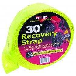 "Keeper - 02943 - 4""x30' Recovert Strap"