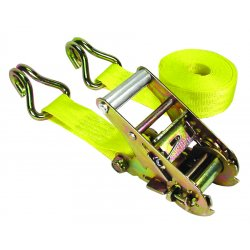 Keeper - 05519 - 15' Ratchet Tie Down Wll1666 Lbs