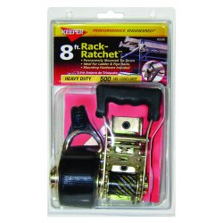 Keeper - 05530 - Rack Ratchet, Ea