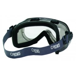 Crews - 2400F - Cr 2400f Goggle Grey/clear