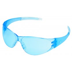 Crews - CK233 - Checkmate Safety Glasseslt.blue Temple Lt. Blue