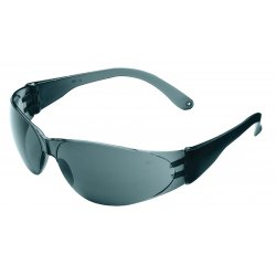 Crews - 135-CL010 - Checklite Safety Glasses, Clear Frame, Clear Lens