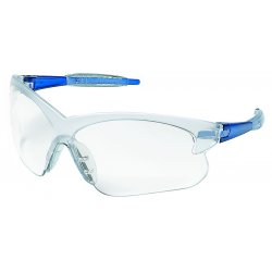 Crews - DC220 - Deuce Blue Frames Clearlens Sml. Safety Glass