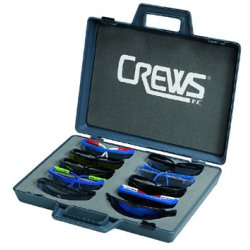 Crews - ESC-10 - Empty Ten Place Sample Case
