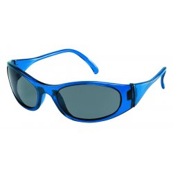 Crews - F2122 - Frostbite2 Blue Frame Grey Lens Safety Glass