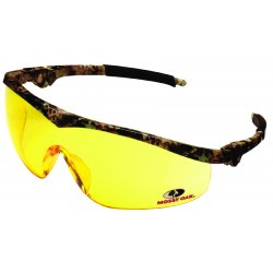 Crews - MO114 - Mossy Oak Forest Floor Camo Fr. Amber Lens 12/bo