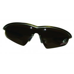 Crews - MOTM139 - Tremor Taupe Frame Safety Glass. Clear Lens