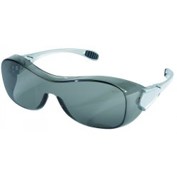Crews - OG112AF - Grey Over The Glass- Anti Fog Lens