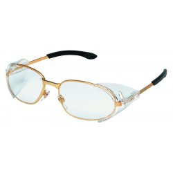 Crews - R2110 - Cr R2110 Clear W/brass Frame
