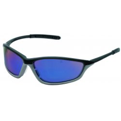 Crews - SH118B - Shock Onyx/graphite Greyframe Blue Diamond Lens