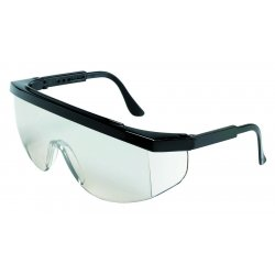 Crews - TK119 - Tomahawk Black Frame Ind/out Lens Safety Gls
