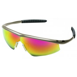 Crews - TM140 - Dwos Tremor Silver Frame Clear Lens