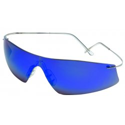 Crews - TM212 - Tremor Hingeless Templesafety Glasses Grey Lens
