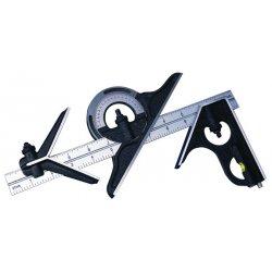"""Brown & Sharpe Precision - 599-425-1204 - 44182 12"""" Combination Square Blade W/3 H, Ea"""